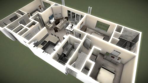 3 Bedroom Layout 003